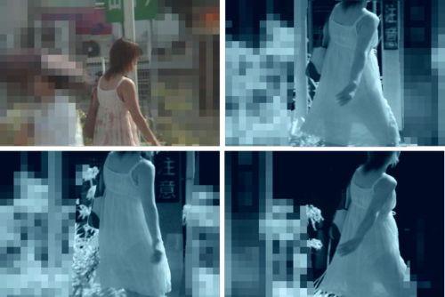 【盗撮画像】赤外線カメラで素人パンティを街撮りした結果www 33枚 No.23