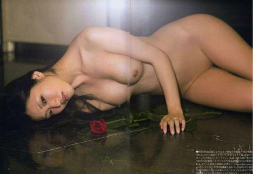 壇蜜のヌードや後背位セックスでチンコ突っ込まれてるエロ画像 116枚 No.18