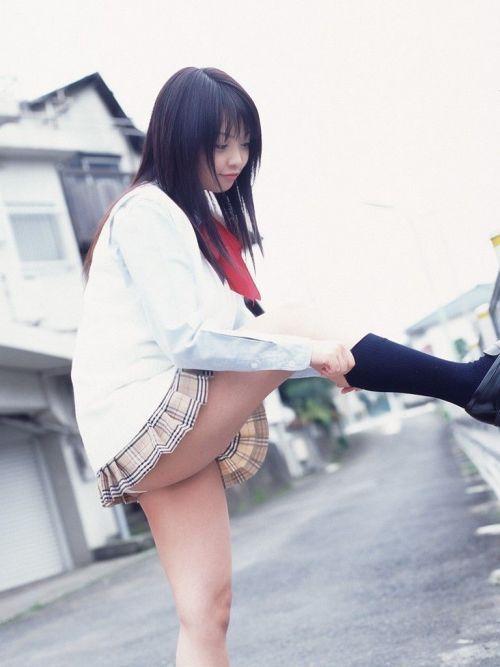 【盗撮画像】JKのムチムチな太ももがエロ過ぎて抜ける! 38枚 part.3 No.30