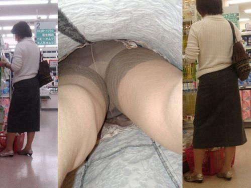 【画像】エロイ盛りのOLさんを熟女多めで逆さ撮りで盗撮した結果www 40枚 No.25