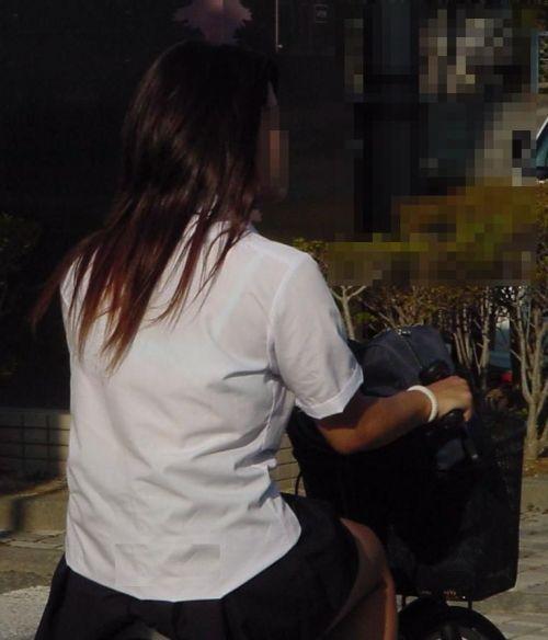 【画像】JKの透けたブラジャーとかブラ紐が青春なエロさだわww 42枚 part.11 No.23