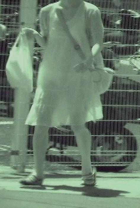 【盗撮画像】赤外線カメラって完璧にパンティ透視出来ちゃうよなwww 32枚 No.2