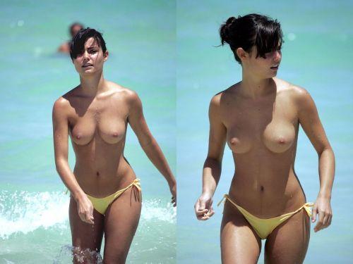 【画像】フリーダムエロなヌーディストビーチの全裸外国人が凄いw No.32