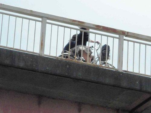JKのオマタが自転車のサドルに乗っかってる画像でエロく妄想しようぜwww No.7
