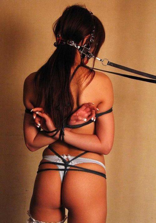 【画像】SMプレイの縄で縛られるおっぱいやお尻がエロ過ぎwww No.26