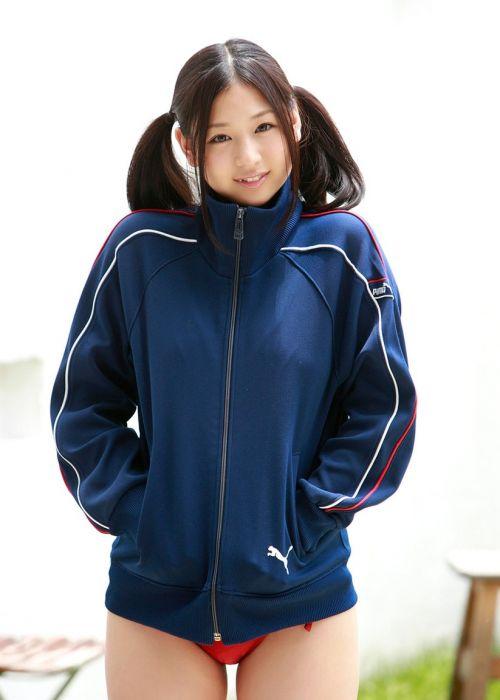 かわいい女子高生の体操服でブルマ姿まとめ 37枚 part.13 No.2