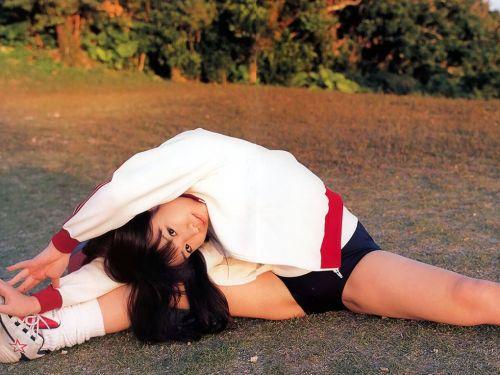 かわいい女子高生の体操服でブルマ姿まとめ 37枚 part.13 No.21