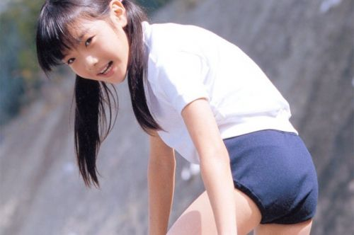 かわいい女子高生の体操服でブルマ姿まとめ 37枚 part.13 No.32