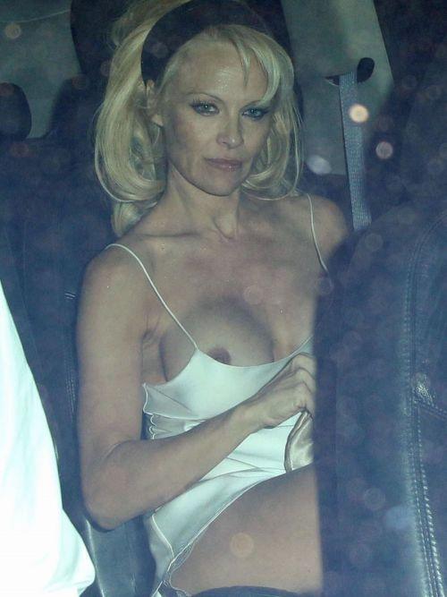 海外セレブやハリウッド女優が堂々と乳首ポロリしているエロ画像 36枚 No.18