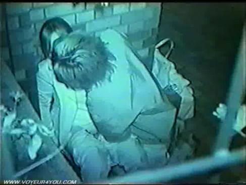 【エロ画像】野外セックス中のカップルを赤外線カメラで盗撮した結果www 33枚 No.8