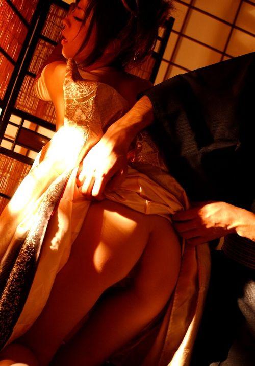 着物姿のお姉さんと一度はセックスしたくなるエロ画像まとめ 33枚 No.19