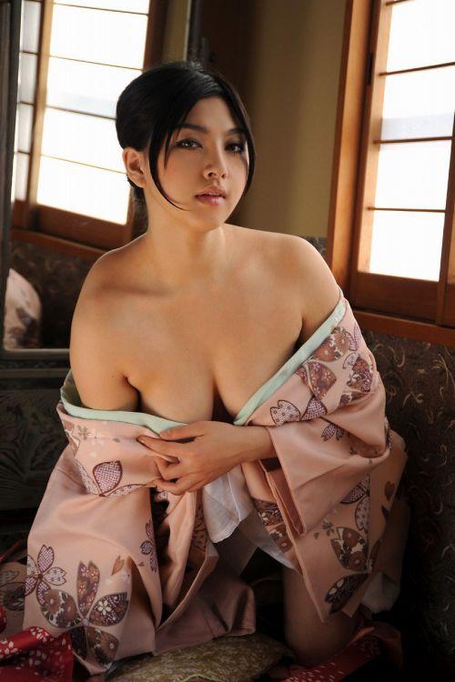 着物姿のお姉さんと一度はセックスしたくなるエロ画像まとめ 33枚 No.20