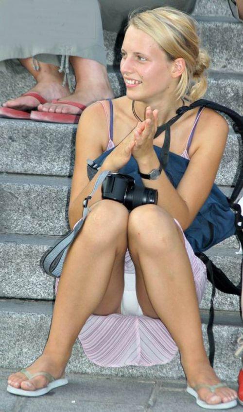 海外セレブやハリウッド女優のお宝パンチラのエロ画像まとめ 38枚 No.31