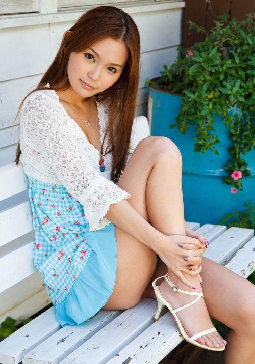 丘咲エミリ長髪で子顔の美脚スレンダーな綺麗なお姉さんのエロ画像 150枚 No.2