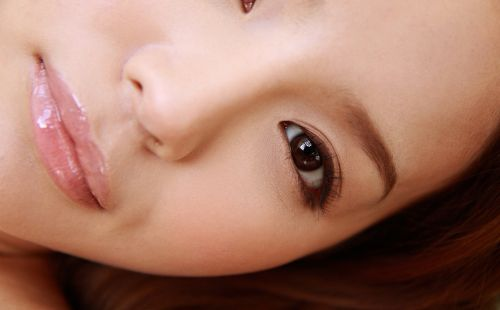 丘咲エミリ長髪で子顔の美脚スレンダーな綺麗なお姉さんのエロ画像 150枚 No.8