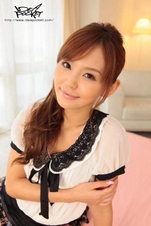 丘咲エミリ長髪で子顔の美脚スレンダーな綺麗なお姉さんのエロ画像 150枚 No.150