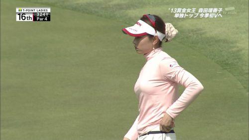 女子プロゴルファーのお宝パンチラ・太ももたっぷりエロ画像まとめ 39枚 No.21