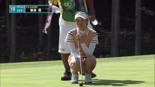 女子プロゴルファーのお宝パンチラ・太ももたっぷりエロ画像まとめ 39枚 No.22