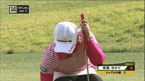 女子プロゴルファーのお宝パンチラ・太ももたっぷりエロ画像まとめ 39枚 No.33