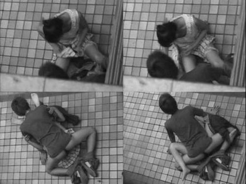赤外線カメラで野外正常位セックス中のカップルを盗撮したエロ画像 45枚 No.1