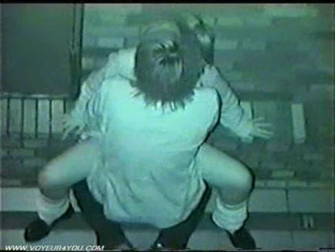 赤外線カメラで野外正常位セックス中のカップルを盗撮したエロ画像 45枚 No.31