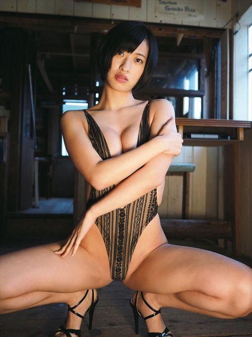 【エロ画像】100cm巨尻アイドル倉持由香の尻がエロ過ぎワロタwww 122枚 No.22