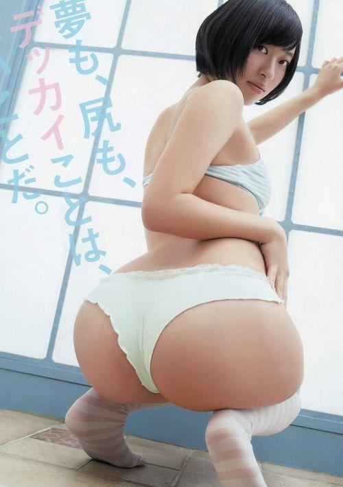 【エロ画像】100cm巨尻アイドル倉持由香の尻がエロ過ぎワロタwww 122枚 No.118