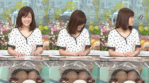 女子アナのテレビハプニングパンチラ画像が知的エロで抜けるwww 31枚 No.7