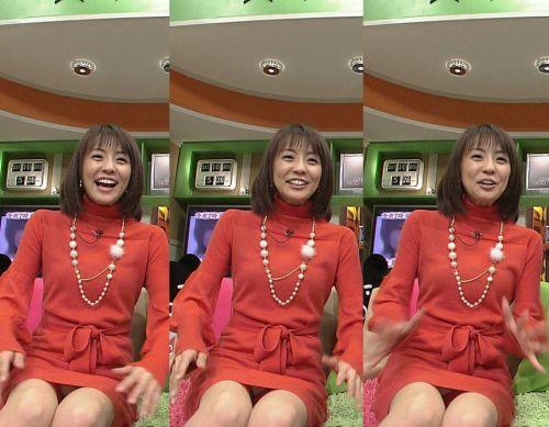 女子アナのテレビハプニングパンチラ画像が知的エロで抜けるwww 31枚 No.10