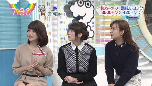 女子アナのテレビハプニングパンチラ画像が知的エロで抜けるwww 31枚 No.12