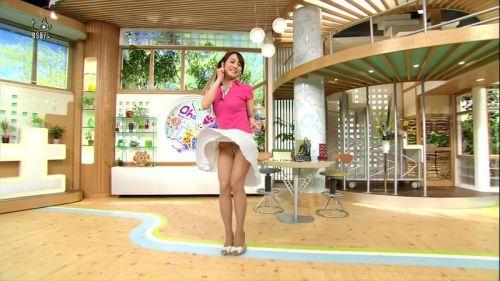女子アナのテレビハプニングパンチラ画像が知的エロで抜けるwww 31枚 No.15