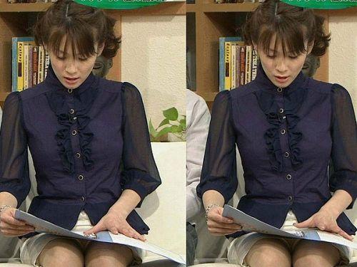 女子アナのテレビハプニングパンチラ画像が知的エロで抜けるwww 31枚 No.22