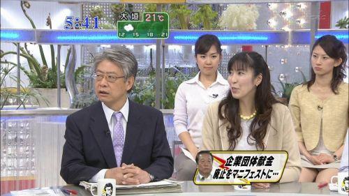 女子アナのテレビハプニングパンチラ画像が知的エロで抜けるwww 31枚 No.30