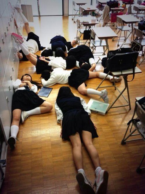 素人JKのおふざけ・悪ノリちょいエロ画像まとめ 37枚 No.2