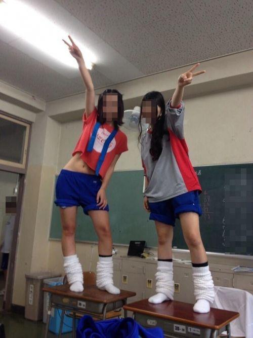 素人JKのおふざけ・悪ノリちょいエロ画像まとめ 37枚 No.7