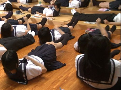 素人JKのおふざけ・悪ノリちょいエロ画像まとめ 37枚 No.14