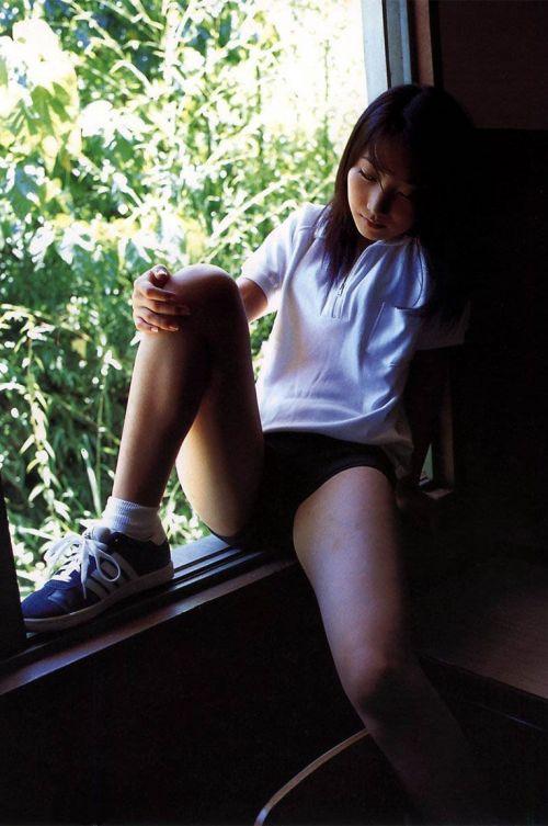 体操服でブルマを履いたJKをみて青春やイメクラを思い出すエロ画像 No.30