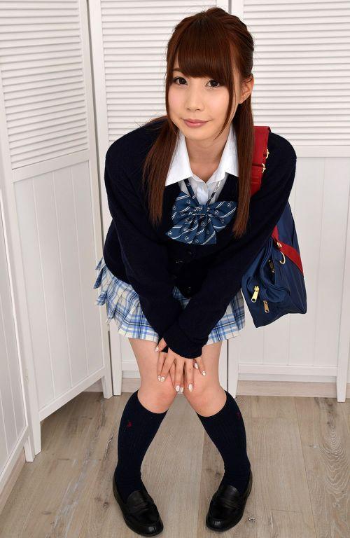 長谷川るい セーラー服の似合う美少女AV女優のエロ画像 298枚 No.199