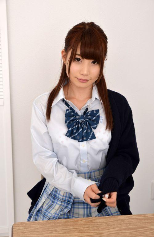 長谷川るい セーラー服の似合う美少女AV女優のエロ画像 298枚 No.211