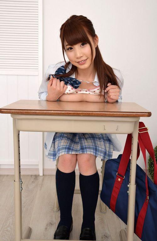 長谷川るい セーラー服の似合う美少女AV女優のエロ画像 298枚 No.221