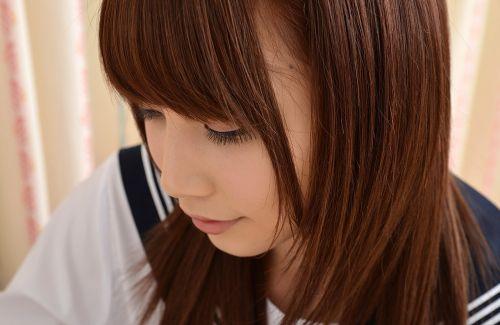 長谷川るい セーラー服の似合う美少女AV女優のエロ画像 298枚 No.238