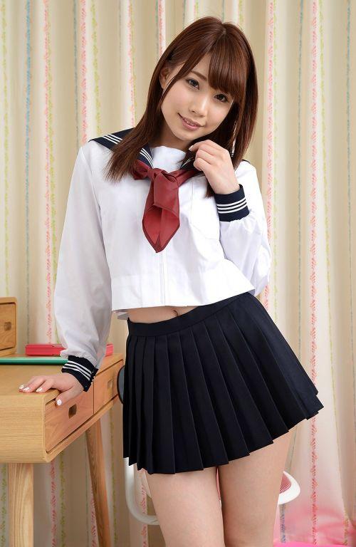 長谷川るい セーラー服の似合う美少女AV女優のエロ画像 298枚 No.242