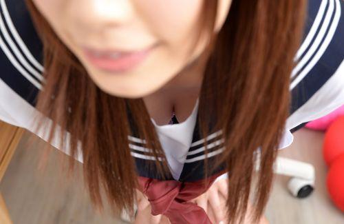 長谷川るい セーラー服の似合う美少女AV女優のエロ画像 298枚 No.250