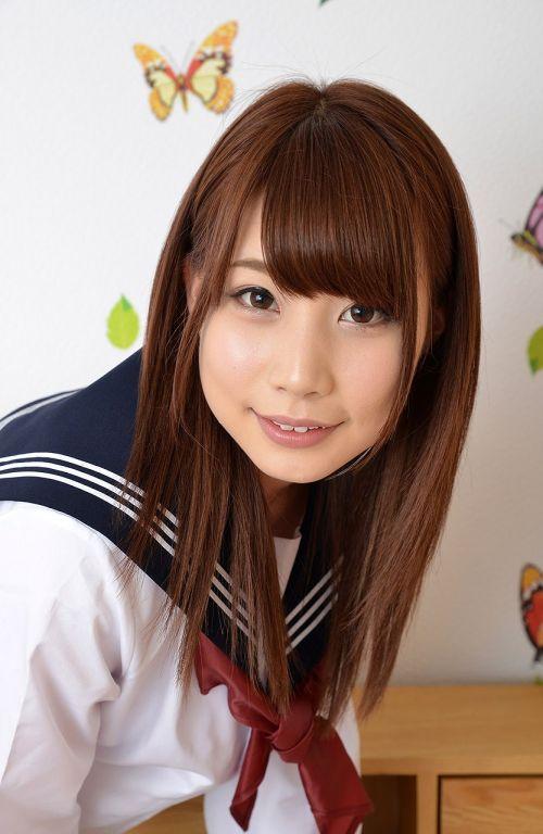 長谷川るい セーラー服の似合う美少女AV女優のエロ画像 298枚 No.276