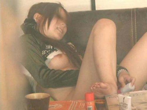 【エロ画像】女の子がバイブオナニーしてるのを覗き見盗撮した結果www 35枚 No.13