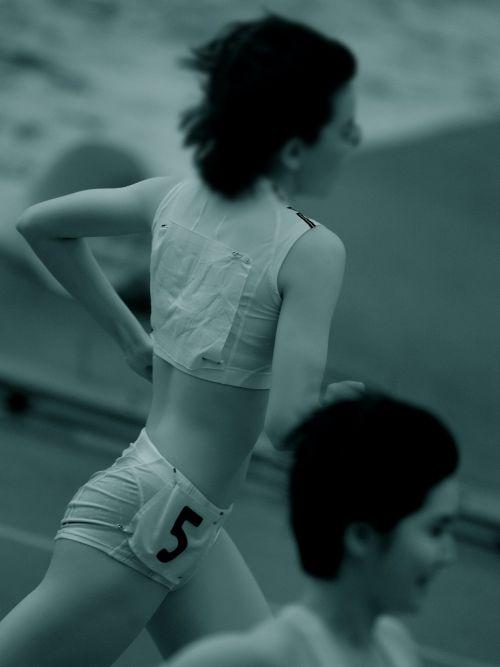 【画像】赤外線カメラで女子スポーツ選手を盗撮した結果がこちらです 36枚 No.3