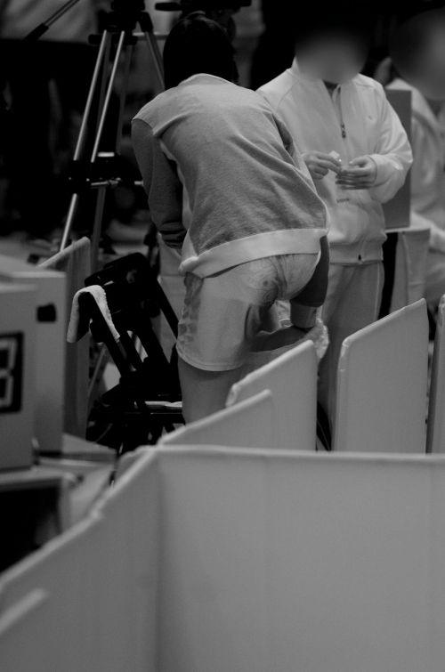 【画像】赤外線カメラで女子スポーツ選手を盗撮した結果がこちらです 36枚 No.4