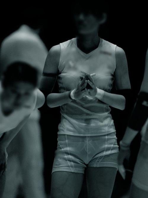 【画像】赤外線カメラで女子スポーツ選手を盗撮した結果がこちらです 36枚 No.8