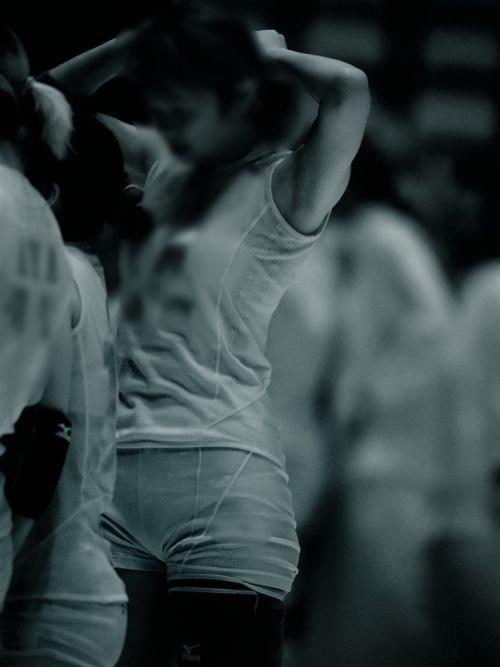 【画像】赤外線カメラで女子スポーツ選手を盗撮した結果がこちらです 36枚 No.15