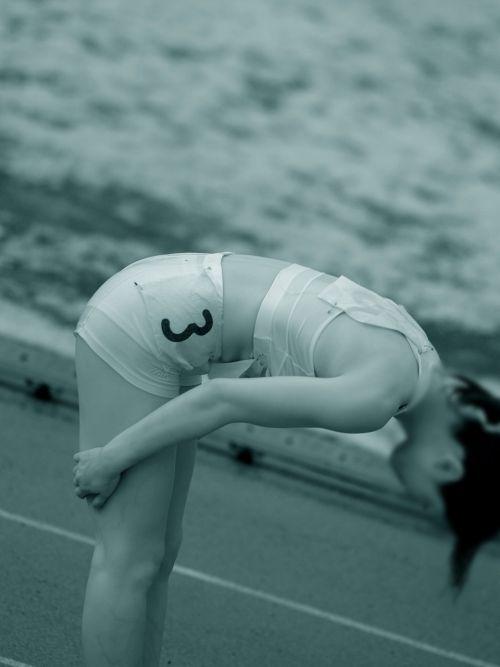 【画像】赤外線カメラで女子スポーツ選手を盗撮した結果がこちらです 36枚 No.16